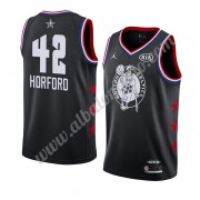 Camisetas NBA Baratas Boston Celtics 2019 Al Horford 42# Negro All Star Game Swingman..